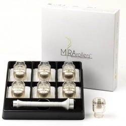 MIRAroller Microneedles